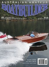 Australian Amateur Boatbuilder - Jan/Feb/Mar 2013