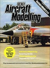 Scale Aircraft Modelling Vol.3 No 6 - March 1981