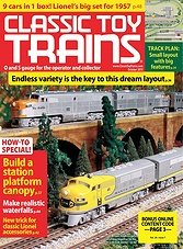Classic Toy Trains - October 2013