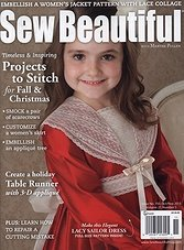 Sew Beautiful - October/November 2013