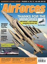 Air Forces Monthly - February 2011