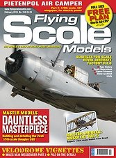 Flying Scale Models - February 2013