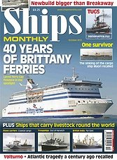 Ships Monthly - October 2013
