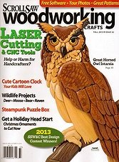 Scrollsaw Woodworking & Crafts #52 - Fall 2013