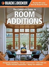 Black & Decker :The Complete Guide to Room Additions (ePub)