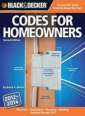 Black & Decker:Codes for Homeowners (ePub)