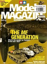 Tamiya Model Magazine International 92