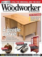 The Woodworker & Woodturner - January 2012
