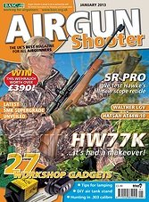 Airgun Shooter - January 2013
