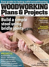 Woodworking Plans & Projects - June 2013