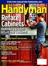 The Family Handyman - October 2013
