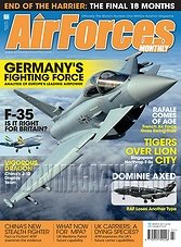 Air Forces Monthly - March 2011