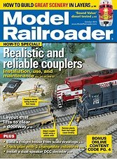 Model Railroader - October 2013