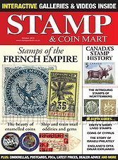 Stamp & Coin Mart - October 2013