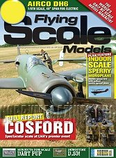 Flying Scale Models - October 2013