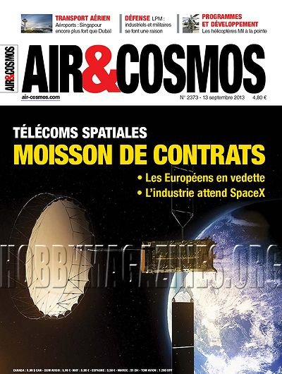 Air & Cosmos N 2373 - 13 Septembre 2013