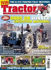 Tractor & Farming Heritage Magazine - June 2013