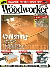 The Woodworker & Woodturner - March 2012