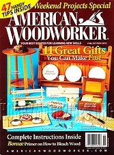 American Woodworker #168 - October/November 2013