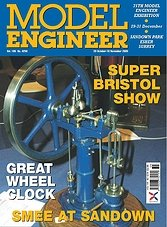 Model Engineer 4259 - 28October-10 November 2005