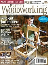 British Woodworking 003 - December 2007-January 2008