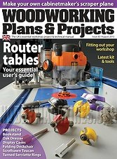 Woodworking Plans & Projects - August 2013