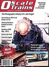 0 Scale trains Issue#2 - May/June 2002