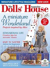 Dolls' House Magazine - January 2013