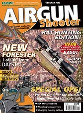 Airgun Shooter - February 2013
