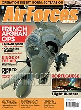 Air Forces Monthly - April 2011