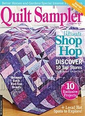 Quilt Sampler - Fall/Winter 2013