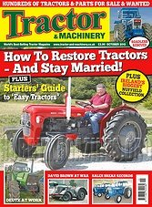 Tractor & Machinery - October 2013