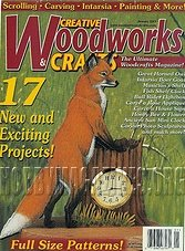 Creative Woodworks and Crafts #75 - January 2001