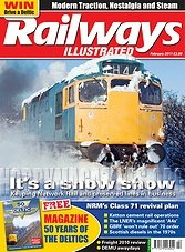 Railways Illustrated - February 2011
