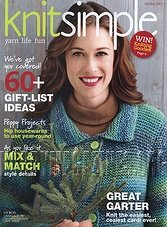 Knit Simple - Holiday 2013