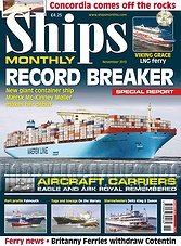 Ships Monthly - November 2013