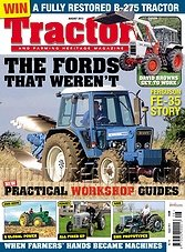 Tractor & Farming Heritage Magazine - August 2013