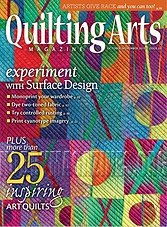 Quilting Arts - October/November 2013