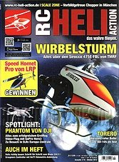 RC Heli Action- Oktober 2013