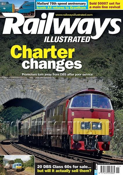 Railways Illustrated - November 2013