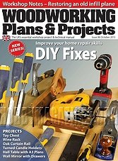 Woodworking Plans & Projects - October 2013