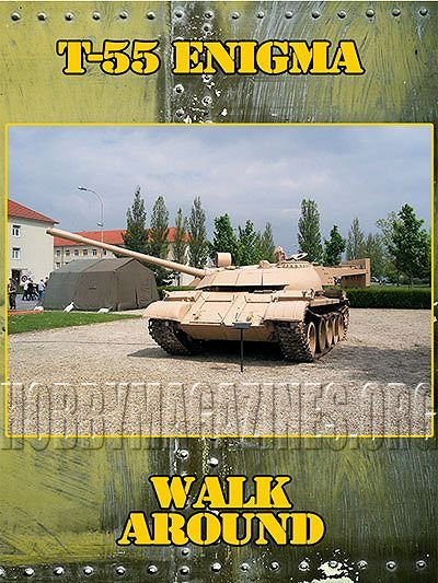 T-55 Enigma Walk Around