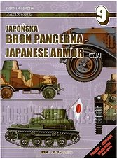 Tank Power 009 - Japanese Armor Vol.1
