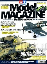 Tamiya Model Magazine International #138