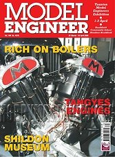 Model Engineer 4270 - 31 March - 16 April 2006