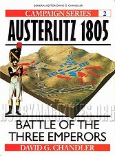 Campaign Series 002 : Austerlitz 1805 - The Battle of the Three Emperors
