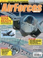 Air Forces Monthly - November 2013