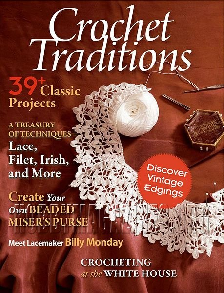 Issue - Crochet Traditions 01 ? Hobby Magazines Download Free ...