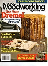 Scrollsaw Woodworking & Crafts #50 - Spring 2013