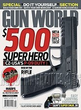 Gun World - October 2013